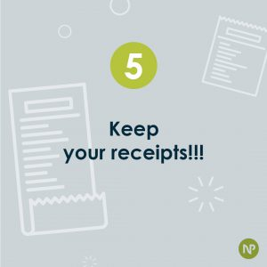 Bookkeeping Tip #5 | Numbers Pro